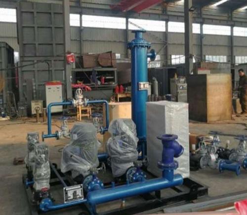 北海开发区创新工业园换热机组项目