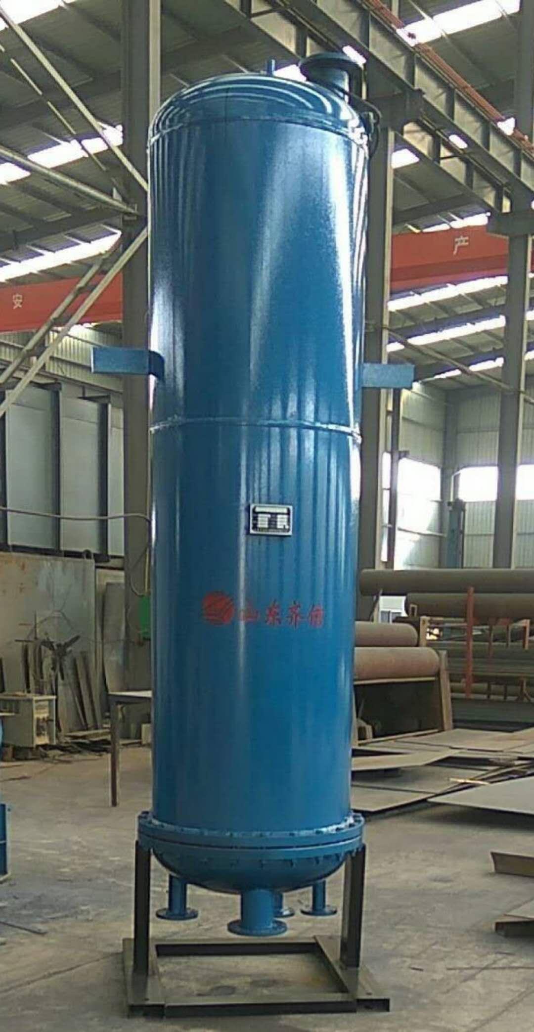 山东西王新村社区―生活热水项目