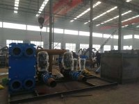 河北青县某热力公司项目一