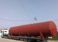 山东华和容积106立方米储气罐项目