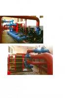 邹平新建一中供暖换热机组项目